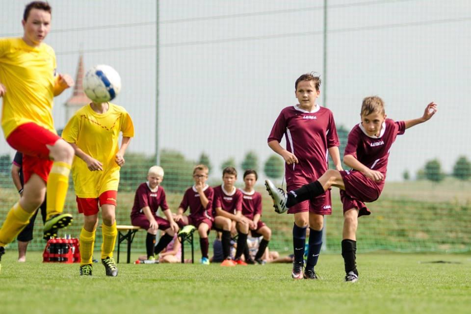 U15: Jednoznačná výhra s Loukovem