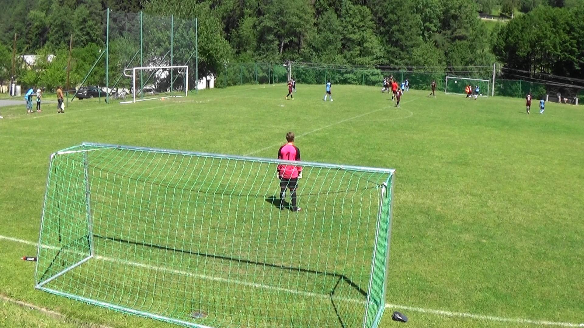 U15: Starší žáci zvítězili na Rusavě