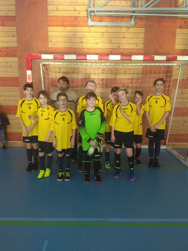 U13: Mladší žáci vyhráli turnaj v Nezamyslicích