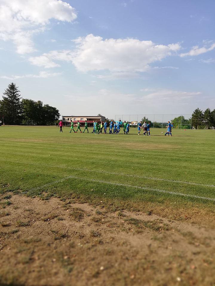 U19: Prohra v domácí premiéře s Morkovicemi