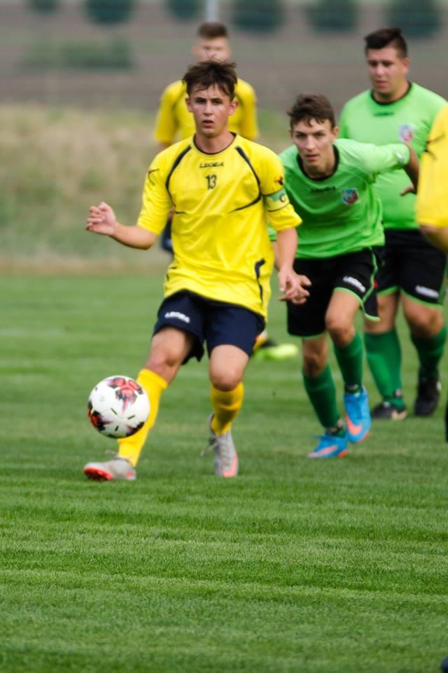 U19: Historicky první výhra v kraji
