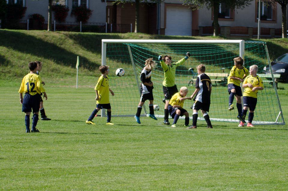 U13: Prohra s Holešovem po nadějném výkonu