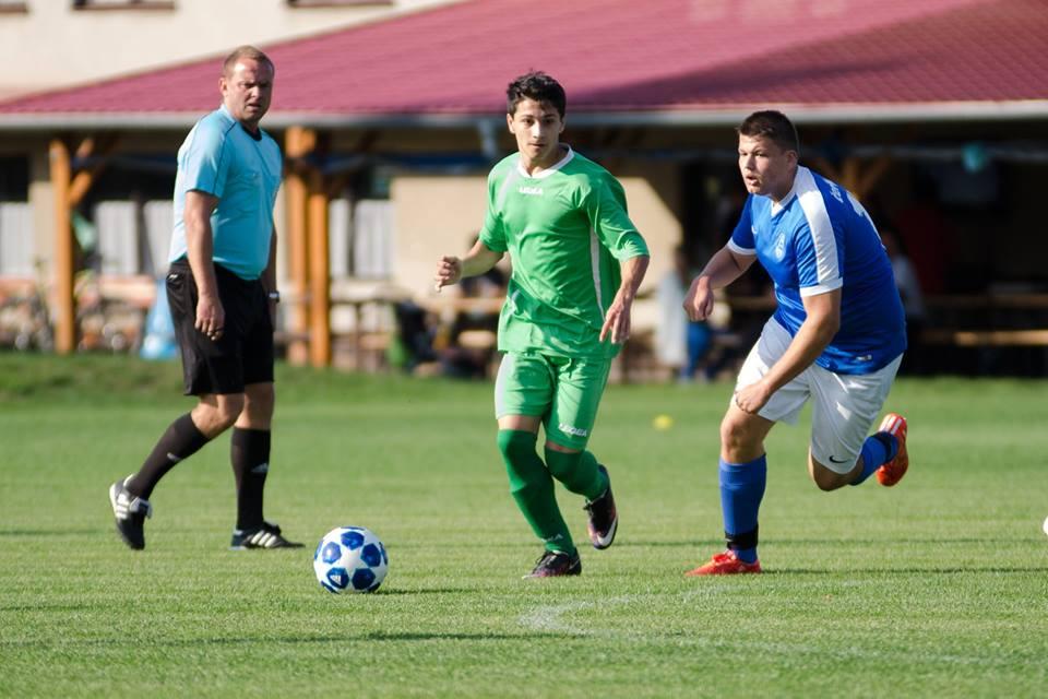 U19: Dorost podlehl Újezdci