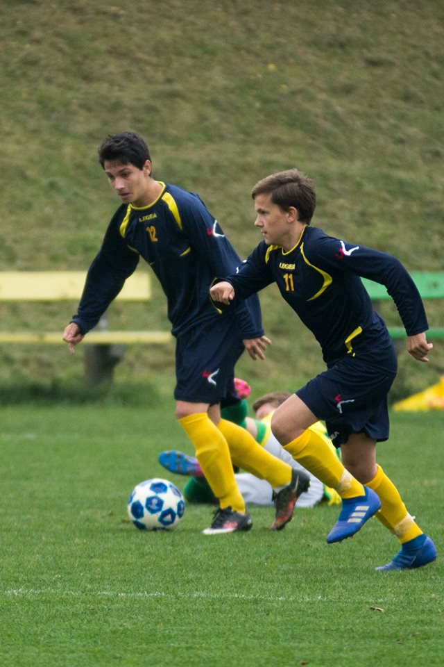 U19: Marný boj v Újezdci