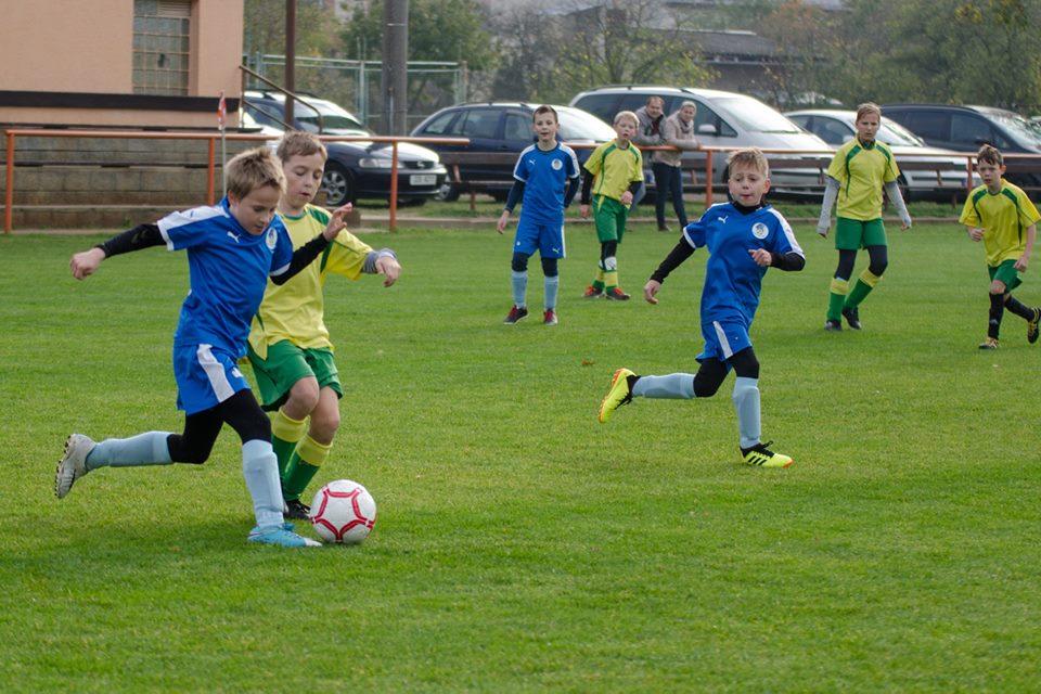 U11: Výhra na penalty v Žalkovicích