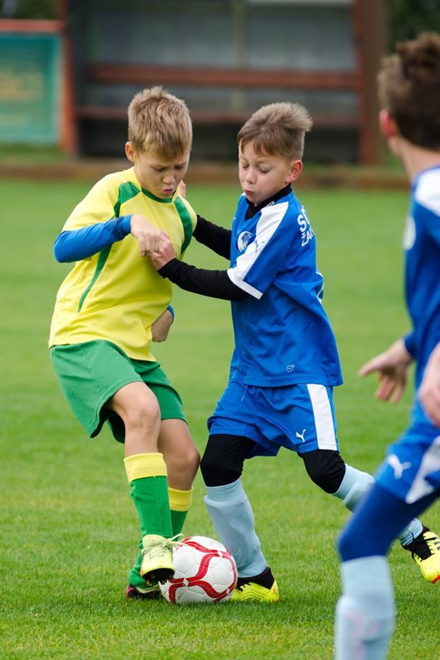 U11: Vítězství na penalty s Hulínem