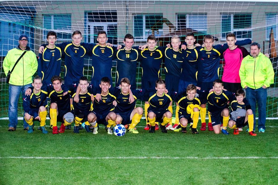 U19: Prohra v Morkovicích