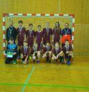 U15: Starší žáci vybojovali bronz v Bystřici
