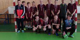 U15: Starší žáci bronzoví v Morkovicích