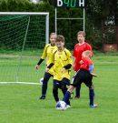 U13A: Mladší žáci poprvé prohráli