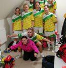 Ženy odehrály mezinárodní turnaj v Brodě.
