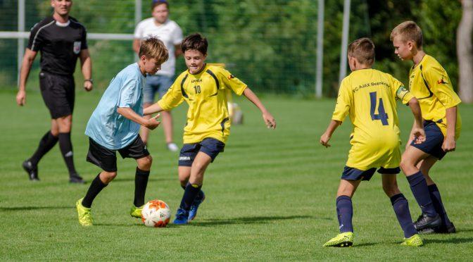 U13: Mladší žáci nestačili na Morkovice